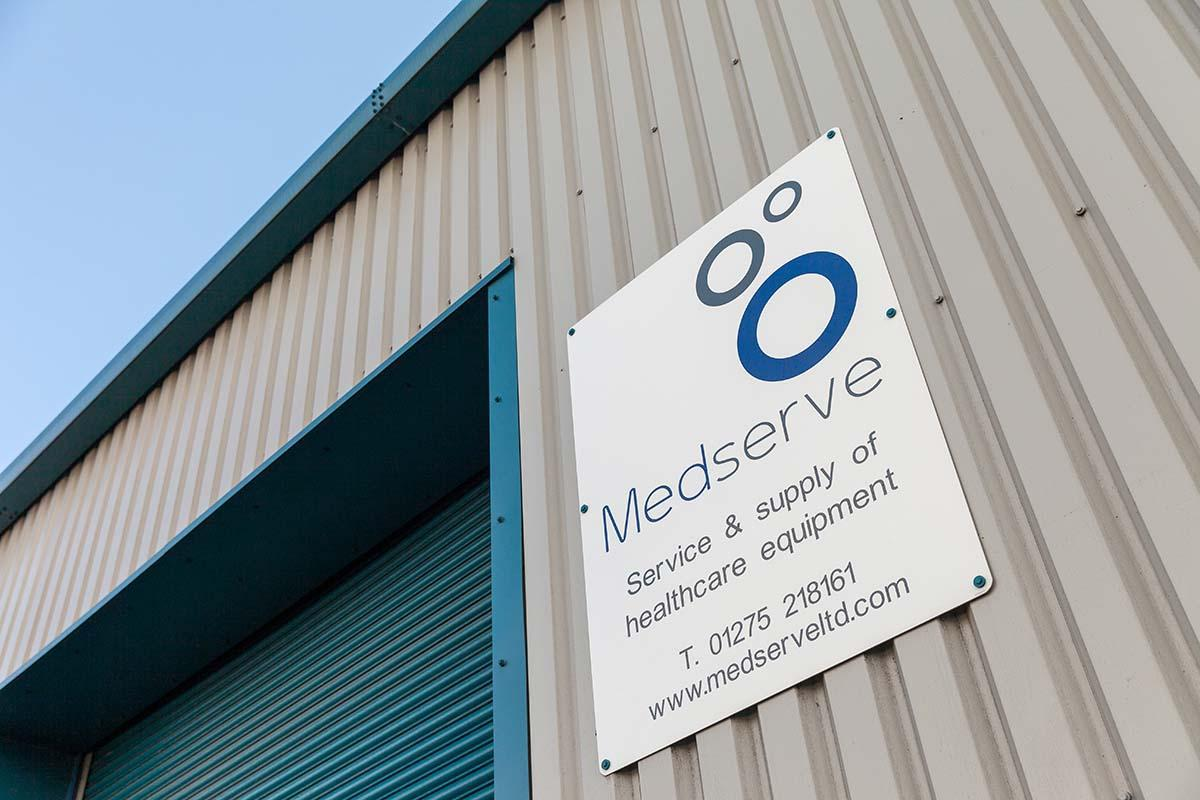 Medserve | Large enough to cope  Small enough to care